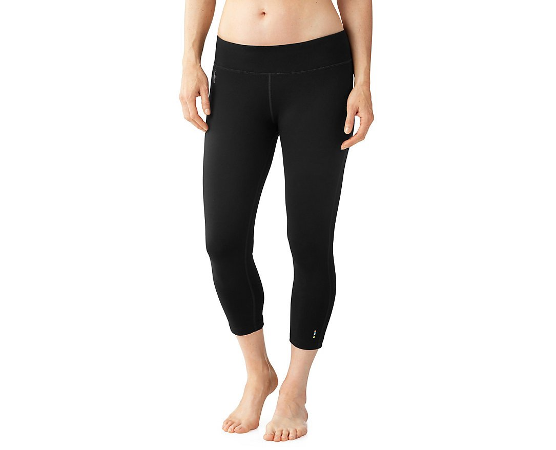 Smartwool Women's PhD Capri (Black) Small by SmartWool
