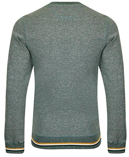 adidas Originals Men's Premium Sweatshirt, Green Greens