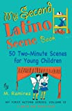My Second Latino Scene Book, M. Ramirez, 1575256118