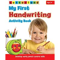 My First Handwriting Activity Book: Develop Early Pencil Control Skills: Bk. 1