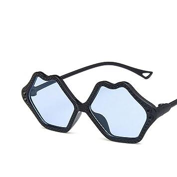 Gafas De Sol Encantadora Forma Labial Gafas De Sol, Niños De ...