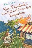 Mrs. Kaputnik's Pool Hall and Matzo Ball Emporium by Rona Arato front cover