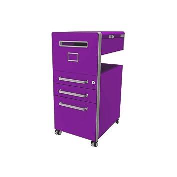 BISLEY assistenz Muebles Bite® - Lávese Apertura, tablón, 2 universal cajones, 1 cajón HR de - Cajonera con ruedas para oficina Armario auxiliar: Amazon.es: ...