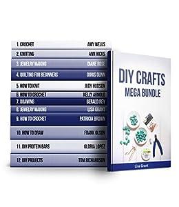 DIY Crafts MEGA BUNDLE Crocheting ebook product image