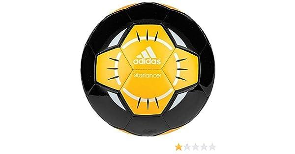 adidas - Balón de fútbol Starlancer IV: Amazon.es: Deportes y aire ...