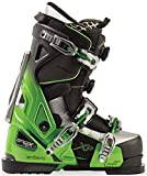 Apex Ski Boots Antero Big Mountain Ski Boots (Men's Size 29) Walkable Ski Boot System with Open-Chassis Frame for Advanced/Expert Skiers