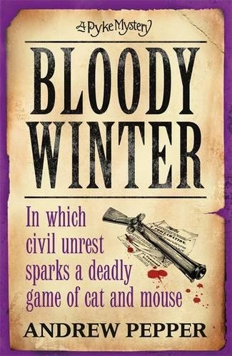 Download Bloody Winter: A Pyke Mystery pdf