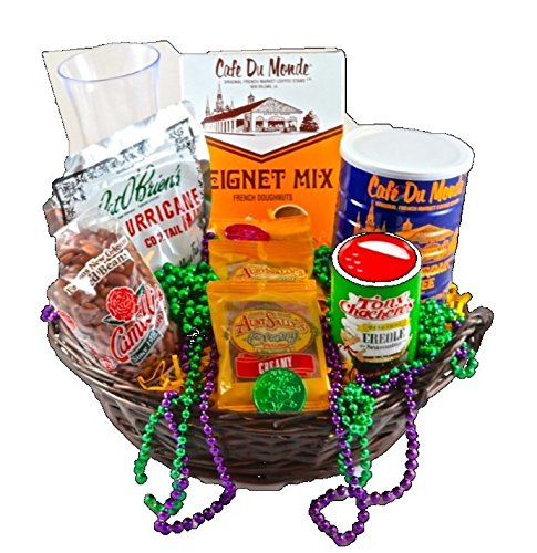 Louisiana Gift Basket New Orleans Style (Large)