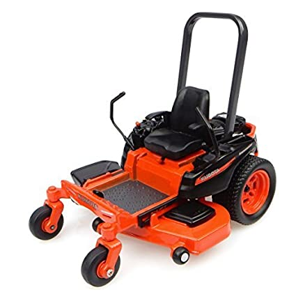 Amazon.com: Universal Hobbies 1: 24 Escala Kubota X125S self ...