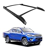 Artudatech Cross Bars Luggage Rack for 2005-2015 Toyota Tacoma Double Cab丨Top Roof Rack Side Rails