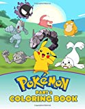 Pokemon Coloring Book: A Great Activity Book on the Pokemon Characters: Volume 2