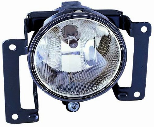 Depo 444-2012L-AQ BMW 7 Series Driver Side Replacement Fog Light Assembly