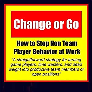 Change or Go Audiobook