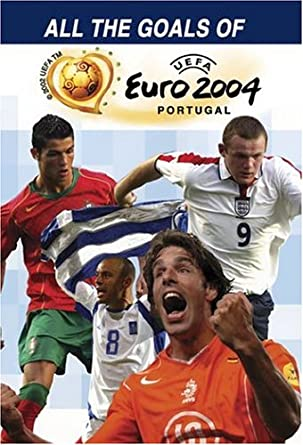 Amazon.co.jp: All the Goals of UEFA Euro 2004: DVD