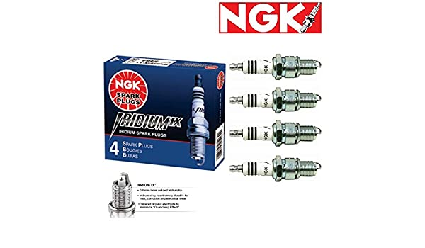 Amazon.com: 4 Pcs Iridium IX Plug Spark Plugs 2.3L L4 Kit Set Tune Fit For Mazda CX-7 2007-2009: Home Improvement
