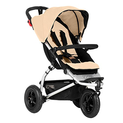 Mountain Buggy 2015 Swift Compact Stroller, Sand ()