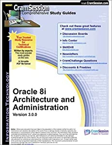 Oracle Architecture Pdf
