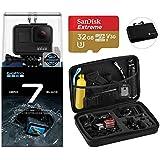 $399 Get GoPro HERO7 Black Bundle Froggi Extreme Sport Kit 32GB Memory Card