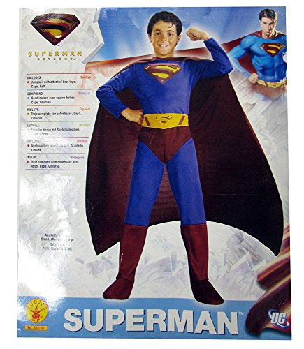 superman+costumes Products : Superman Returns Child's Costume