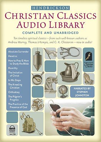 Hendrickson Christian Classics Audio Library
