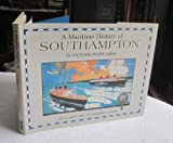 img - for Maritime History of Southampton in Picture Postcards by Alan Leonard (1989-11-23) book / textbook / text book