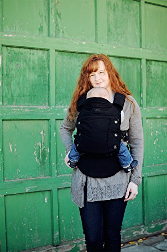 Moby Aria Baby Carrier Black