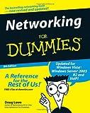 Networking for Dummies, Doug Lowe, 0470056207
