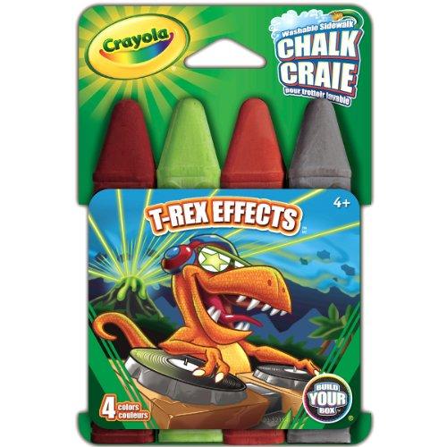 Crayola Build T Rex Effects Chalk