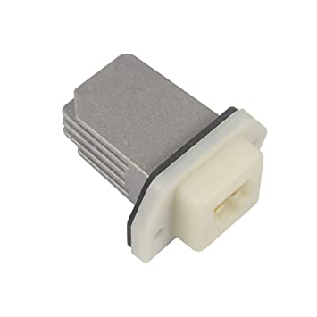 A-Premium HVAC A/C Blower Motor Resistor for Nissan Rogue Sentra 2007-2012  NV1500 NV2500 NV3500 2012-2013