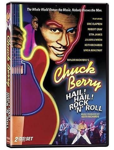 Chuck Berry - Hail! Hail! Rock N' Roll (James Taylor Concert Dvd)
