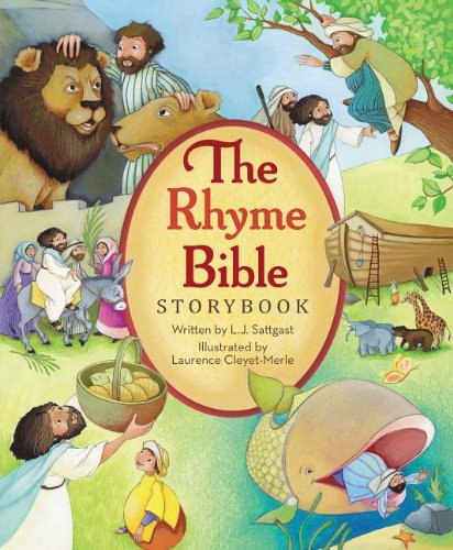 (The Rhyme Bible Storybook)