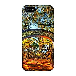Top Quality Protection Gate To Your Golden World Cases Covers For Case Samsung Galaxy S5 Cover