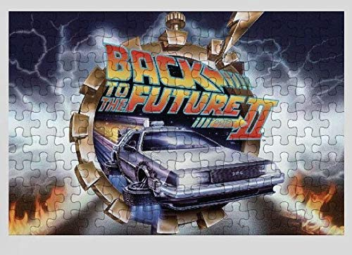 Back to the Future II - 1000 Piece Puzzle