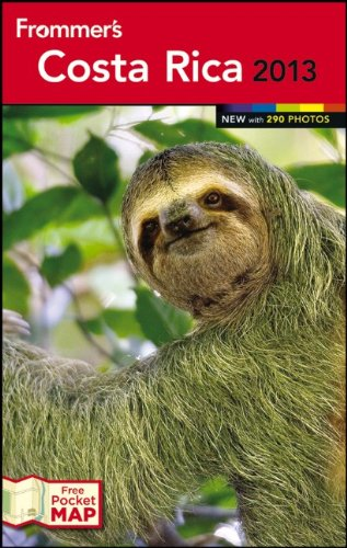 Read Online Frommer's Costa Rica 2013 (Frommer's Color Complete) pdf epub