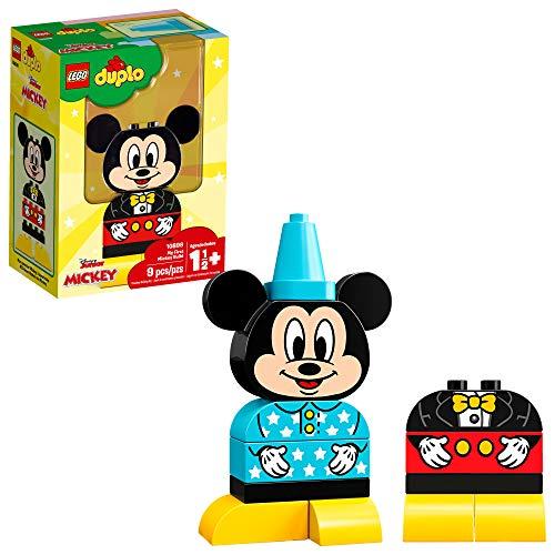 Mickey 20199 Piece First Build Lego Building My Juniors 10898 Duplo Disney BricksNew dtshCQrx