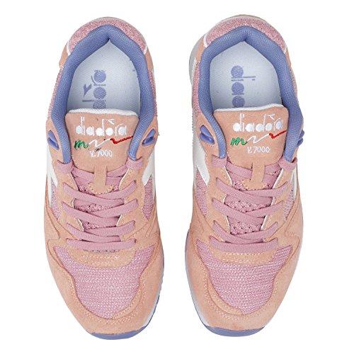50090 Pesca Mujer Gimnasia Zapatillas Para Nyl La Perlas Rosa De V7000 Ii Diadora Wn waYxPqzFS8