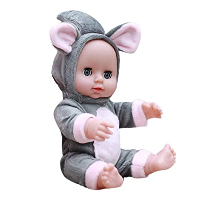 3e95566aef502 Amazon.com  scaling-Kids Dolls Baby Boy Doll