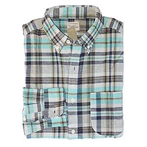 J Crew Patchwork Shirt