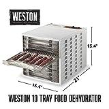 Weston Beef Jerky, Fruit and Food