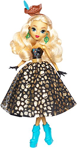 Monster High Shriek Wrecked Dayna Treasura Jones Doll
