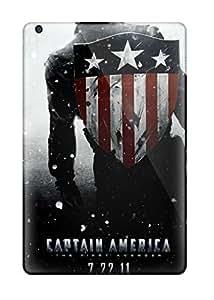 For Ipad Mini/mini 2 Tpu Phone Case Cover(captain America) wangjiang maoyi