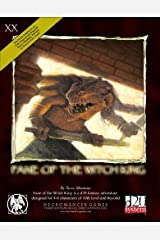 Necromancer Games Presents: Fane Of The Witch King Paperback