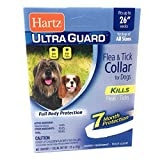Dog Flea Treatment Collar - Flea Collar for Large Dogs Water Resistant Tick Repellent 7 Months Protection