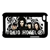 Generic For Ipod Touch 4 Custom Design With Tokio Hotel Great Back Phone Cover For Children Choose Design 3