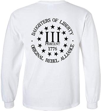 Sons Of Liberty Guns Gave Me Freedom Long Sleeve Shirt