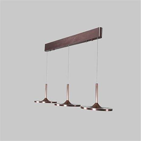 KMY LED Lámpara Vintage Araña De Hierro Forjado Metal Industrial Retro Lámpara De Techo Salon Cocina
