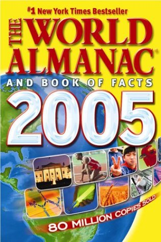The World Almanac and Book of Facts 2005 (World Almanac and Book of Facts) Ken Park