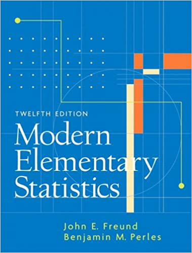 Amazon modern elementary statistics 12th edition modern elementary statistics 12th edition 12th edition fandeluxe Image collections