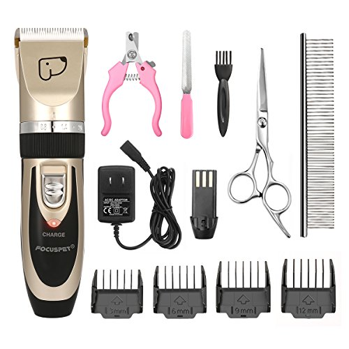 Grooming Clippers FOCUSPET Rechargeable Professional product image