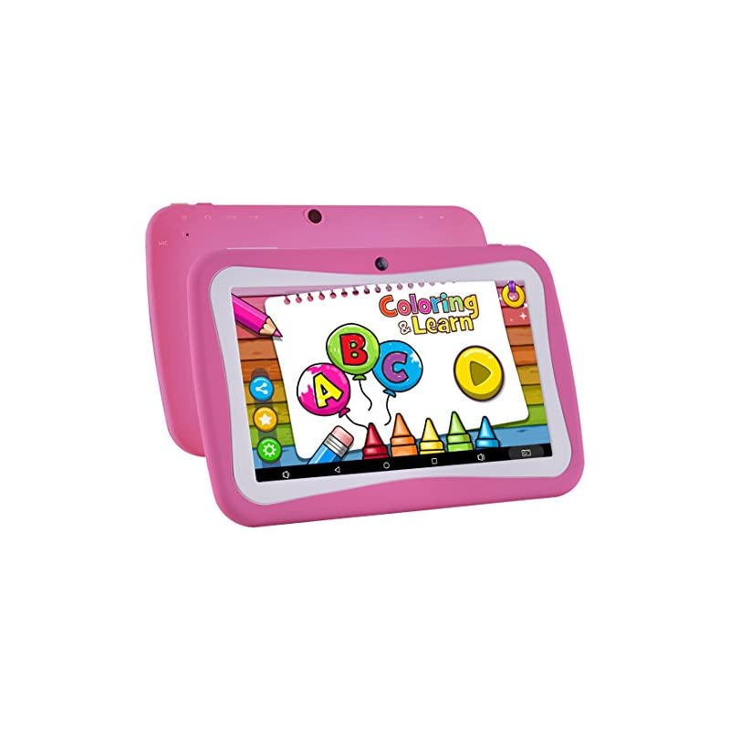 Kids Tablet Android 7.1, 7 Inch, HD Disp